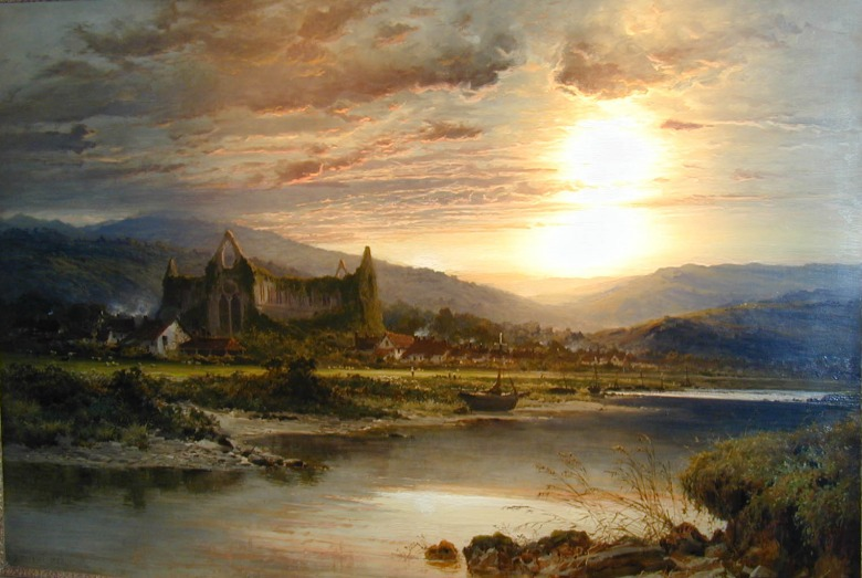 Benjamin_Williams_Leader_Tintern_Abbey
