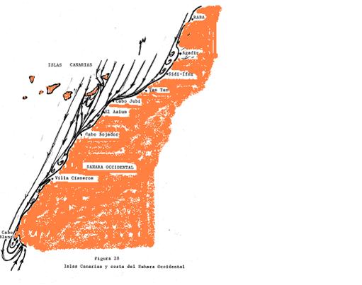 Bojador y Sahara Occidental