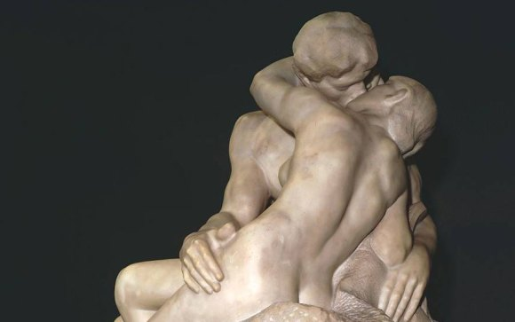 El Beso-Rodin