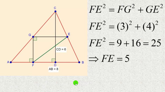 Problema geometria euclidiana