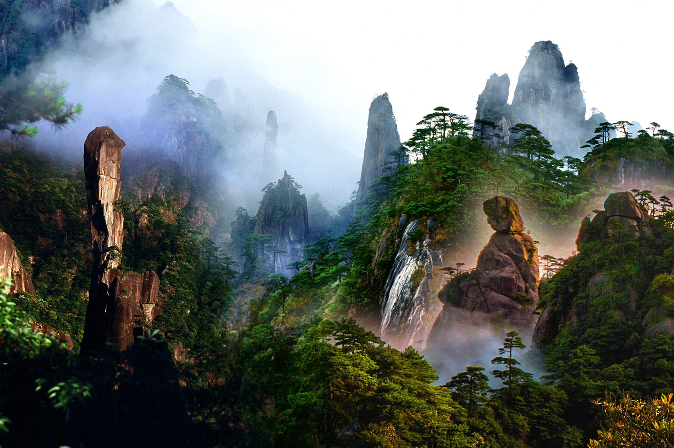 Montaña de Sanqing
