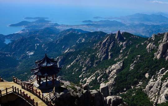 Montaña Laoshan