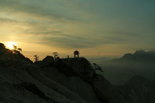 Montaña Sagrada Hua Shan