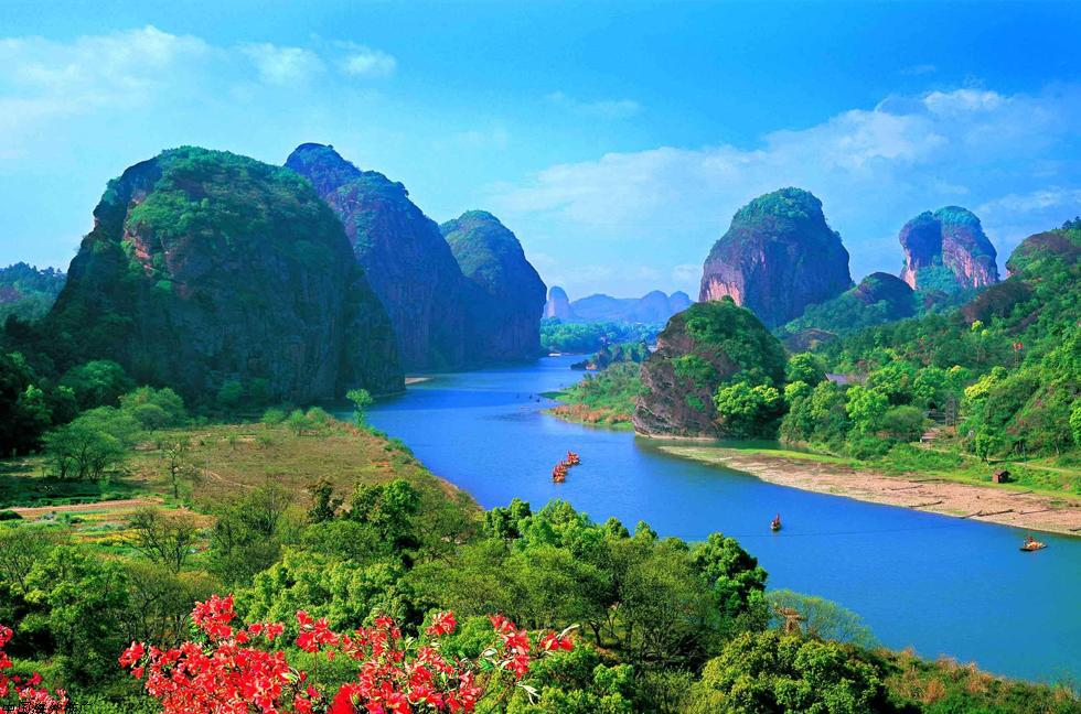 Monte Longhu-Jiangxi