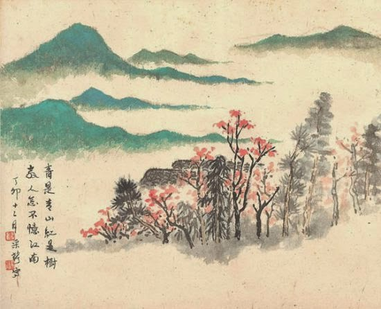 poesía china descontexto