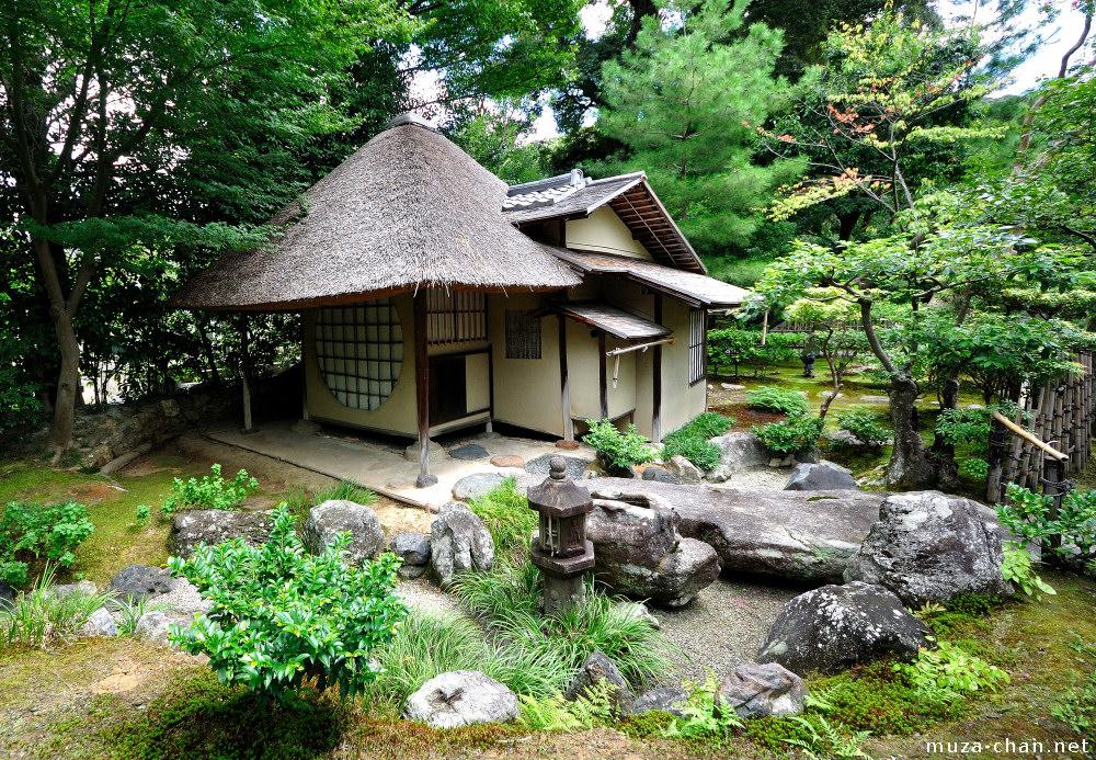 casa-del-te-en Kioto