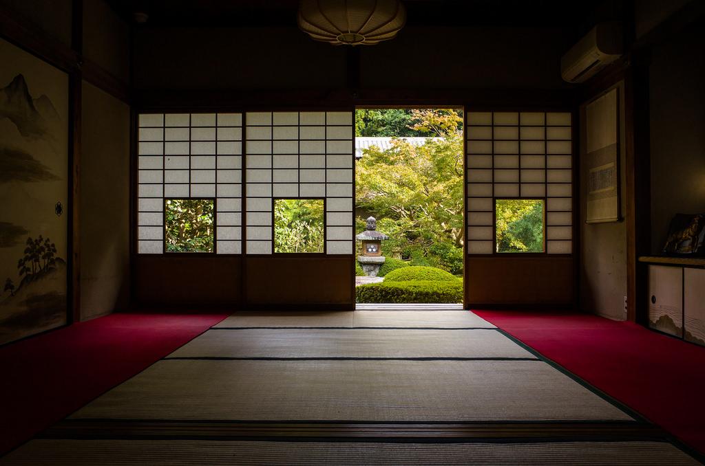 Pabellon zen