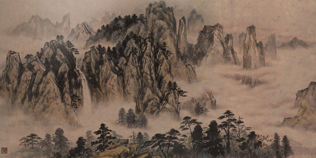 Pintura de_Wang_Wei