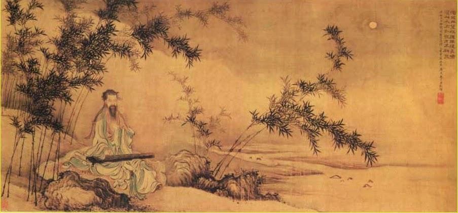 Wang Wei Guqin