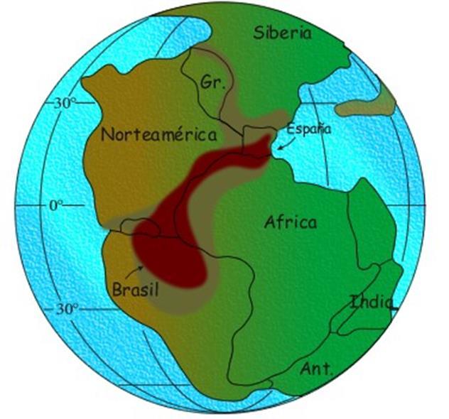 extinción Triasico-Jurasico