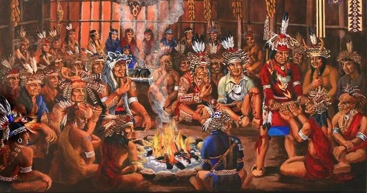 Deganawida-Iroqueses