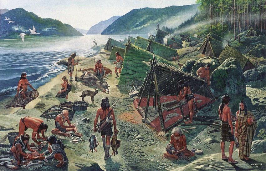 paleolitic aldea