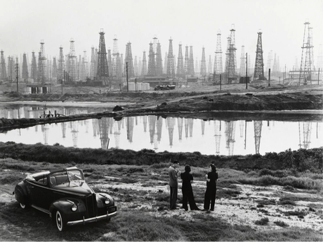 Los Angeles Oil extraction