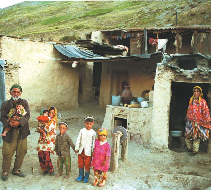 Tayikistán aldeanos