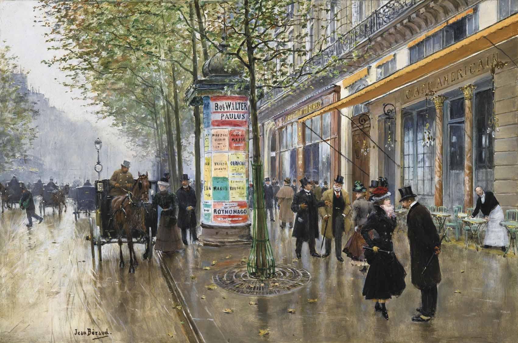 boulevard-americano-Jean Beraud